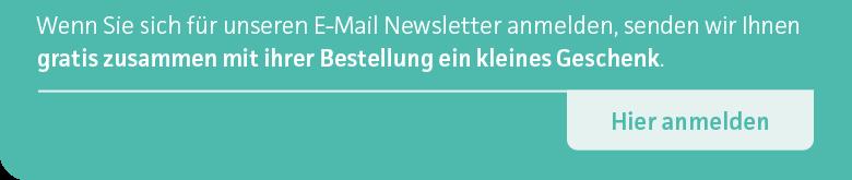 Spezialaktion Newsletter